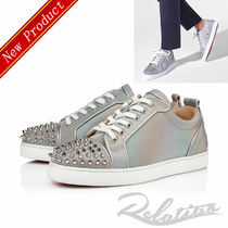 ☆20SS☆【Louboutin】Louis Junior Spikes スニーカー