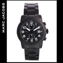 Marc by Marc Jacobs(マークバイマークジェイコブス) アナログ時計 Marc by Marc Jacobs★LARRY CHRONOGRAPH WATCH/MBM5032