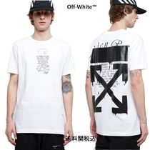 Off-White オフホワイト Tシャツ DRIPPING ARROWS S/S T-SHIRT