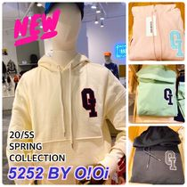 2020SS★【5252 by OiOi】OI LOGO LINING HOODIE 全4色 追跡付