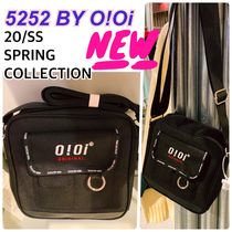 2020SS★【5252 by OiOi】OUT POCKET CROSS BAGショルダーバッグ