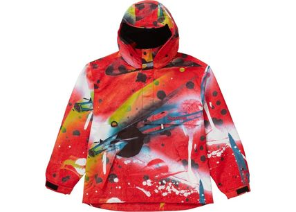 Supreme ジャケットその他 1 Week SS 20 Supreme GORE-TEX Anorak RED Multi