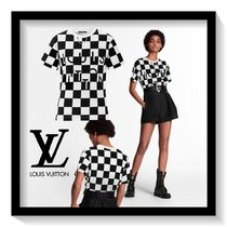 Louis Vuitton(ルイヴィトン)ダミエ パターン Tシャツ♪♪