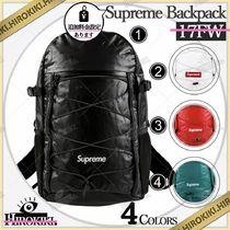 17FW /Supreme Backpack シュプリーム バックパック Day pack