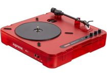 Supreme Numark PT01 Portable Turntable Red SS 20 WEEK 1