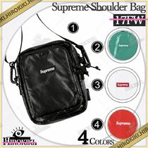 17FW /Supreme Shoulder Bag ショルダー バッグ Box Logo ロゴ