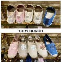 Tory Burch(トリーバーチ) フラットシューズ 20年★TORY BURCH★WESTON FLAT ESPADRILL