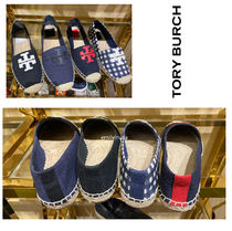 20年★TORY BURCH★WESTON FLAT ESPADRILL
