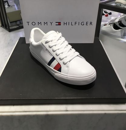 Tommy Hilfiger スニーカー ★TOMMY HILFIGER★Stripe Sneakers 正規品・安全発送・関税込(2)