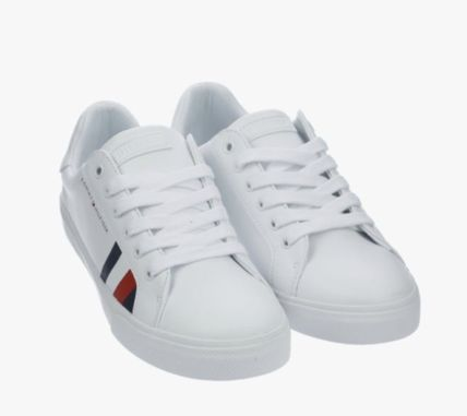 Tommy Hilfiger スニーカー ★TOMMY HILFIGER★Stripe Sneakers 正規品・安全発送・関税込(5)