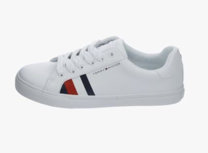 Tommy Hilfiger スニーカー ★TOMMY HILFIGER★Stripe Sneakers 正規品・安全発送・関税込(6)