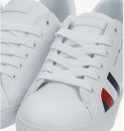 Tommy Hilfiger スニーカー ★TOMMY HILFIGER★Stripe Sneakers 正規品・安全発送・関税込(10)