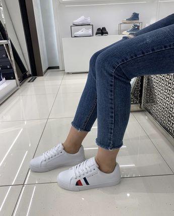 Tommy Hilfiger スニーカー ★TOMMY HILFIGER★Stripe Sneakers 正規品・安全発送・関税込(11)