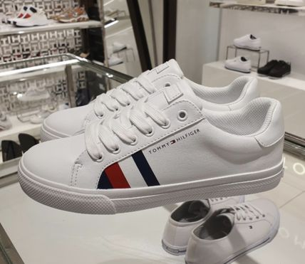 Tommy Hilfiger スニーカー ★TOMMY HILFIGER★Stripe Sneakers 正規品・安全発送・関税込(12)