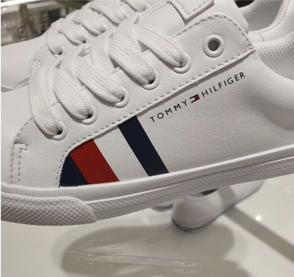 Tommy Hilfiger スニーカー ★TOMMY HILFIGER★Stripe Sneakers 正規品・安全発送・関税込(14)