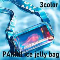 【STRETCH ANGELS】 PANINI ice jelly bag ショルダー 韓国