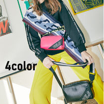 【STRETCH ANGELS】 PANINI SGLS corner point bag ショルダー
