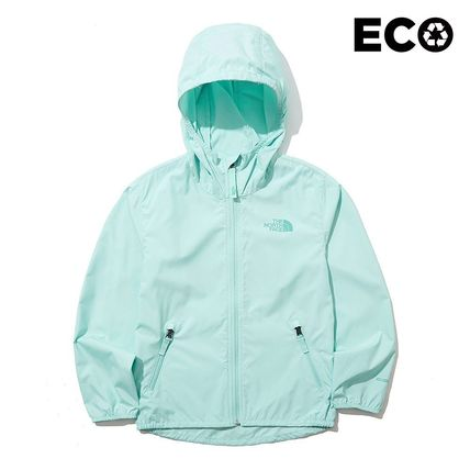 THE NORTH FACE キッズ用トップス [THE NORTH FACE] ★ 20ss NEW ★ K'S Y FLURRY WIND HOODIE(6)