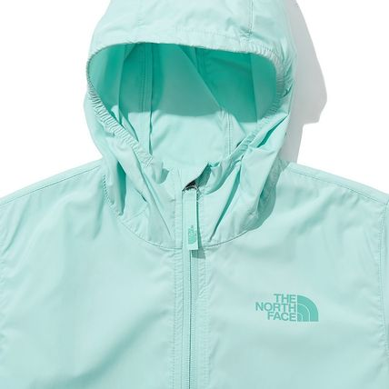 THE NORTH FACE キッズ用トップス [THE NORTH FACE] ★ 20ss NEW ★ K'S Y FLURRY WIND HOODIE(8)