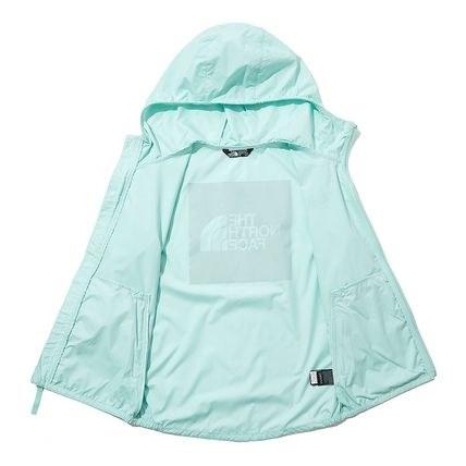 THE NORTH FACE キッズ用トップス [THE NORTH FACE] ★ 20ss NEW ★ K'S Y FLURRY WIND HOODIE(9)