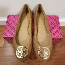 2020 NEW♪ Tory Burch ◆ BENTON 2 QUILTED BALLET FLAT