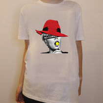 JAPAN LIMITEDモデル★NO COMMENT PARIS★ red hat