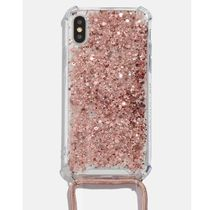 SKINNYDIP Rose Gold Rope Case