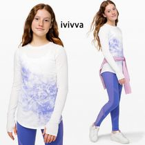 Final Sale♪ivivva☆ピマコットン Calm To Energy Long Sleeve
