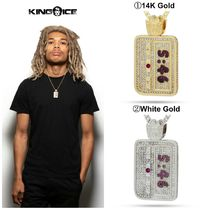 【King Ice】Notorious B.I.G.xKing Ice Biggie Pager Necklace