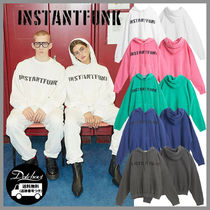 INSTANTFUNK 19FW PIGMENT DYING HOOD MH1256 追跡付