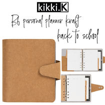【kikki.K】B6 PERSONAL PLANNER KRAFT: BACK TO SCHOOL