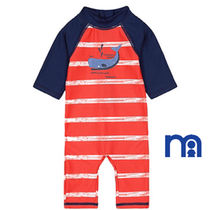 mothercare(マザーケア) 子供用水着・ビーチグッズ 日本未入荷☆mothercare☆18M-10yrs☆WHALE sunsafe
