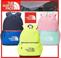 ★人気★【THE NORTH FACE】★K'S BIG LOGO PICNIC PACK★3色★