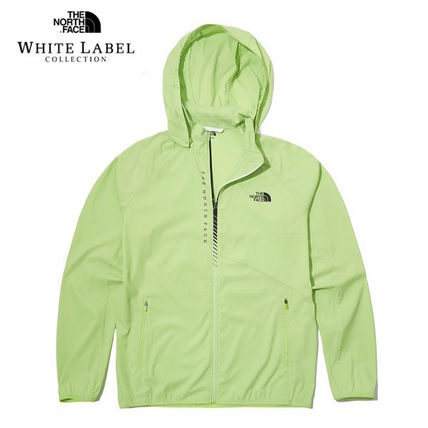 THE NORTH FACE ジャケットその他 【THE NORTH FACE】M'S HIGH-LIGHT JACKET NJ4HL06L Neon Green