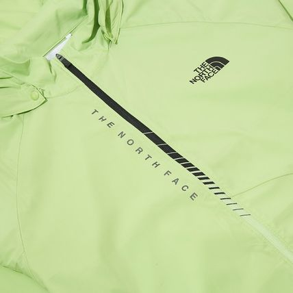 THE NORTH FACE ジャケットその他 【THE NORTH FACE】M'S HIGH-LIGHT JACKET NJ4HL06L Neon Green(4)