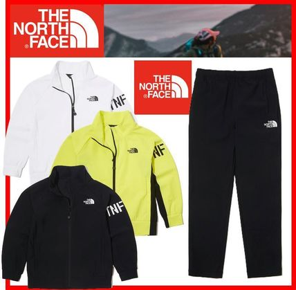THE NORTH FACE キッズスポーツウェア ★人気★【THE NORTH FACE】★K'S ALL TRAIN ZIP UP SET★3色★