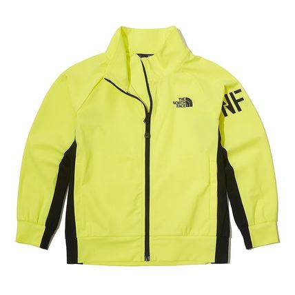 THE NORTH FACE キッズスポーツウェア ★人気★【THE NORTH FACE】★K'S ALL TRAIN ZIP UP SET★3色★(7)