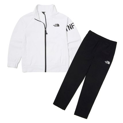 THE NORTH FACE キッズスポーツウェア ★人気★【THE NORTH FACE】★K'S ALL TRAIN ZIP UP SET★3色★(13)