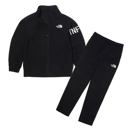 THE NORTH FACE キッズスポーツウェア ★人気★【THE NORTH FACE】★K'S ALL TRAIN ZIP UP SET★3色★(15)