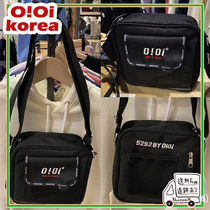 【oioi korea】OUT POCKET CROSS BAG