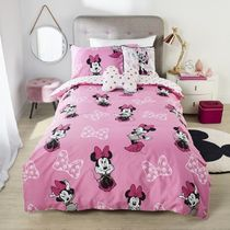 Disney Minnie Mouse Quilt Cover Set  布団カバーセット