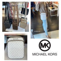 Michael Kors☆JET SET TRAVEL FLIGHT BAG XBODY クロスボディー
