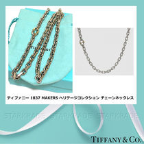 [Tiffany] 1837 Makers Heritage Collection チェーンネックレス