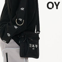 ★OY★TRIPLE LOGO MINI CROSS BAG★正規品/韓国直送込