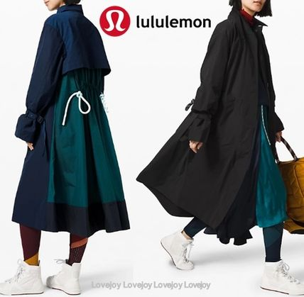 lululemon x Roksanda Face Forward Trench Coat トレンチコート