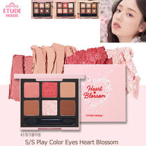 ETUDE HOUSE■Play Color Eyes Heart Blossom シャドウパレット