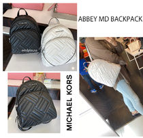 Michael Kors★ABBEY MD BACKPACK ミディアム
