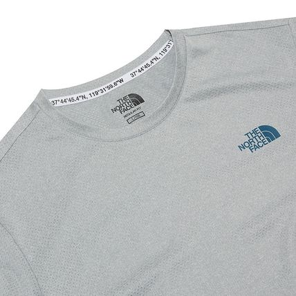 THE NORTH FACE Tシャツ・カットソー ★THE NORTH FACE★日本未入荷 韓国 Tシャツ FOLSOM S/S R/TEE(16)
