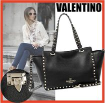 関税込☆VALENTINO☆Rock Stud Shoulder bag☆正規品・安全発送