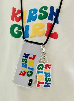 KIRSH スマホケース・テックアクセサリー 20SS【KIRSH】★RAINBOW KIRSH GIRL STRING IPHONE CASE JS★(3)